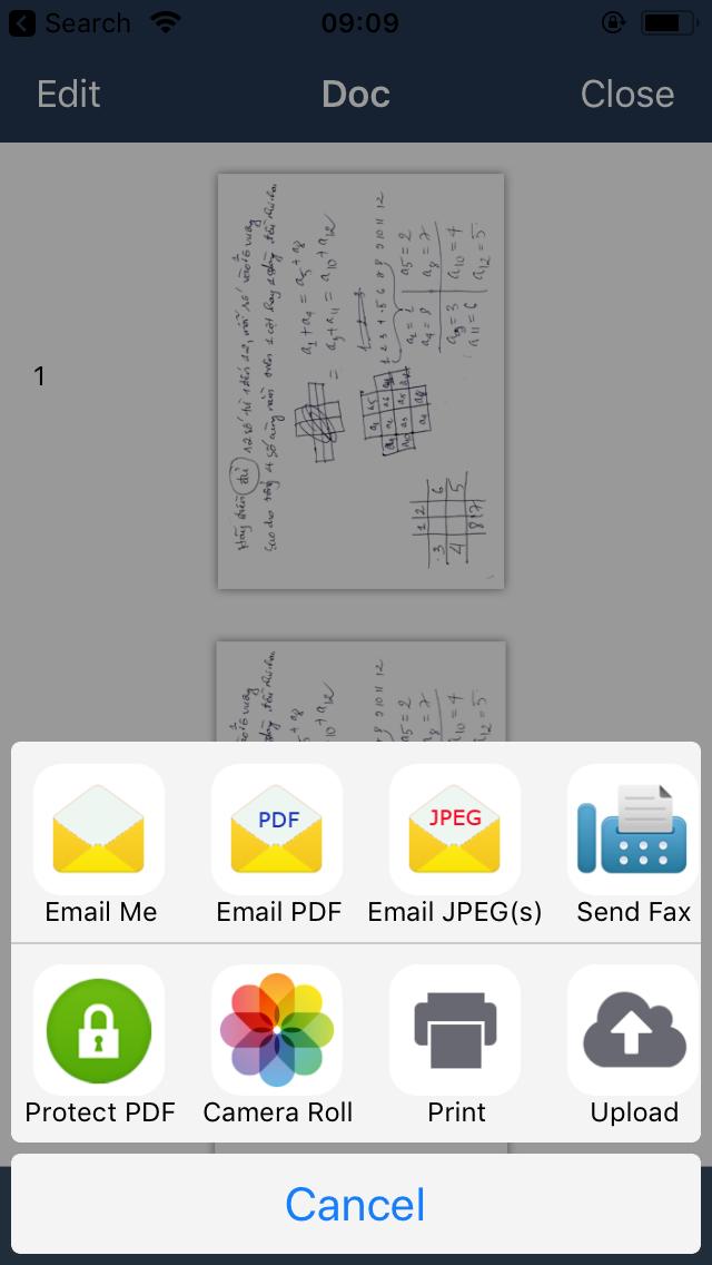 Fast Scanner - Free Scanner app